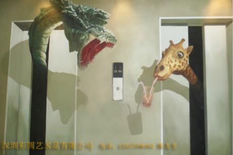 3D动物---3Ddw015
