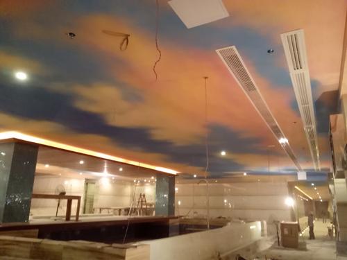 3D壁画,3D立体画,3D地画,手绘壁画,墙绘12