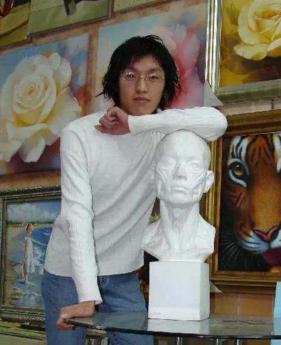 人物画师:陈秋荣